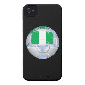 ナイジェリアのサッカーボール Case-Mate iPhone 4 ケース