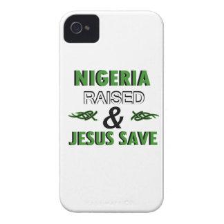 ナイジェリアのデザイン Case-Mate iPhone 4 ケース