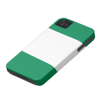 ナイジェリアの旗 Case-Mate iPhone 4 ケース