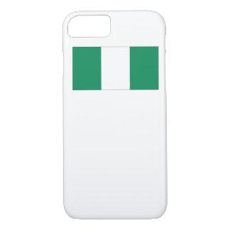 ナイジェリアの旗 iPhone 8/7ケース