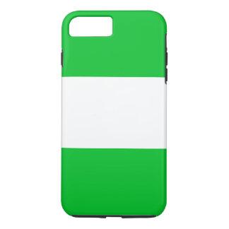 ナイジェリアの旗 iPhone 8 PLUS/7 PLUSケース