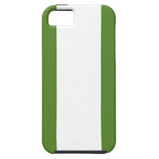 ナイジェリアの旗 iPhone SE/5/5s ケース