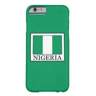 ナイジェリア BARELY THERE iPhone 6 ケース