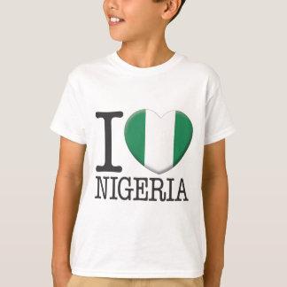 ナイジェリア Tシャツ