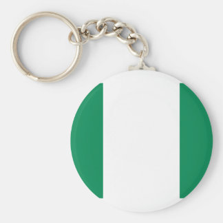 ナイジェリアKeychainの旗 キーホルダー