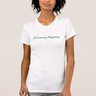 ナイジェリアXtremely chez01… Tシャツ
