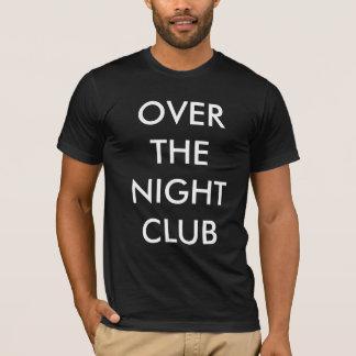 ナイトクラブの暗闇 Tシャツ