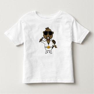 ナイトクラブの芸能人 トドラーTシャツ