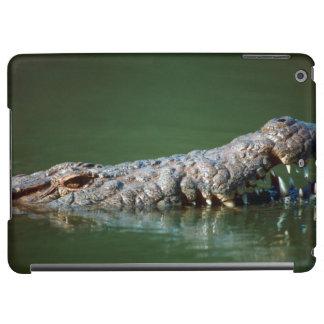 ナイルのワニ(クロコダイル属Niloticus) iPad Airケース