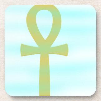 ナイルの記号の生命エジプトの生命鍵のAnkhの鍵 コースター