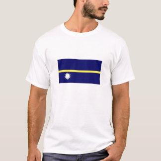 ナウルの国旗 Tシャツ