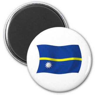 ナウルの旗の磁石 マグネット