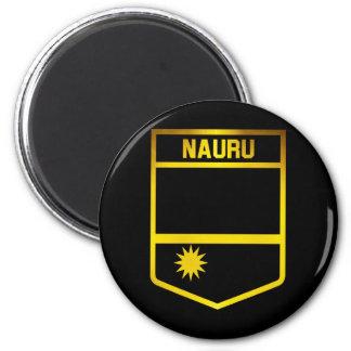 ナウルの紋章 マグネット