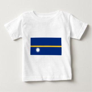 ナウル ベビーTシャツ
