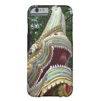 ナガ族の頭部 BARELY THERE iPhone 6 ケース