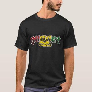 ナゲットのラスタのティー Tシャツ
