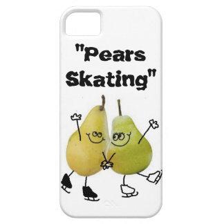 ナシのスケートで滑るIphoneカバー iPhone SE/5/5s ケース
