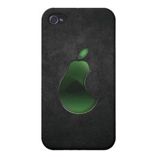 ナシのロゴのiphoneの場合 iPhone 4/4S ケース