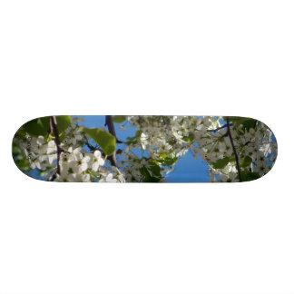 ナシの花の空 18.1CM オールドスクールスケートボードデッキ