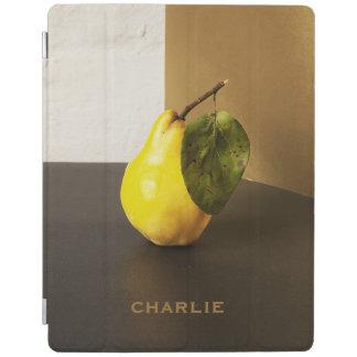 ナシの静物画のカスタムなモノグラム装置カバー iPadスマートカバー