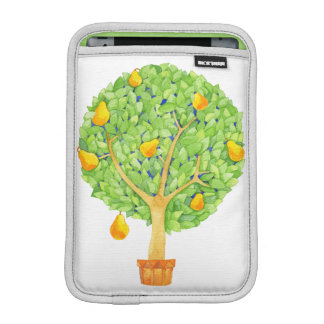 ナシ木のiPad Miniの垂直 iPad Miniスリーブ