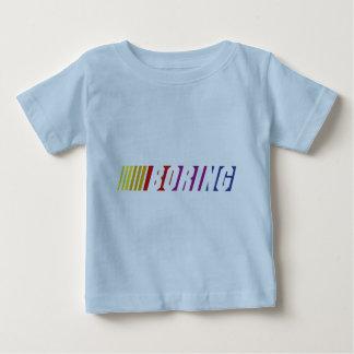 ナスカーの退屈すること ベビーTシャツ
