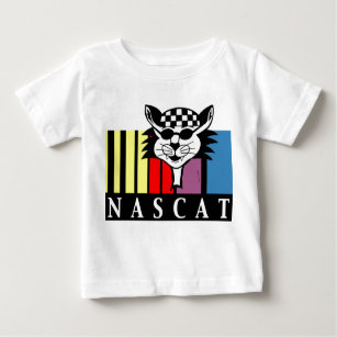 ナスカー、 ベビーTシャツ