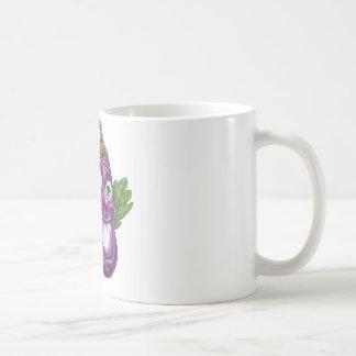 ナス コーヒーマグカップ