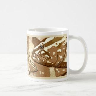 ナッサウのハタのマグ コーヒーマグカップ