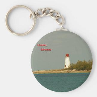 ナッサウの灯台 キーホルダー