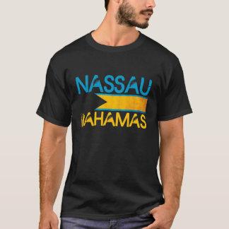 ナッサウバハマのTシャツ Tシャツ