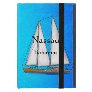 ナッサウバハマ iPad MINI ケース