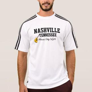 ナッシュビルアディダスの記念品のワイシャツ Tシャツ