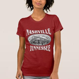 ナッシュビルテネシー州の暗闇のTシャツ Tシャツ