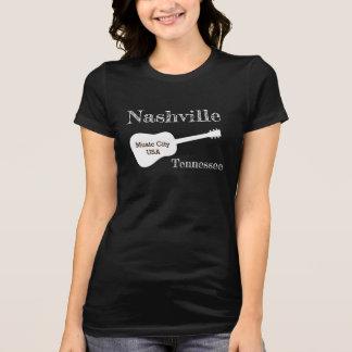 ナッシュビルテネシー州** Tシャツ