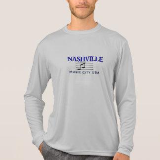 ナッシュビル音楽都市米国- Tシャツ