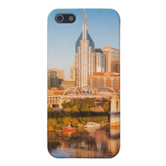 ナッシュビル、テネシー州、米国上の早朝 iPhone 5 ケース