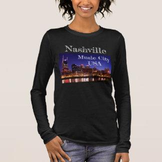ナッシュビル -- 音楽都市米国- T Tシャツ