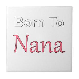 ナナに生まれて下さい タイル