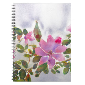 ナナのバラ ノートブック