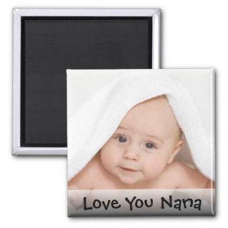 ナナの写真の磁石愛して下さい マグネット