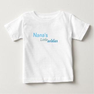 ナナの小さい兵士 ベビーTシャツ