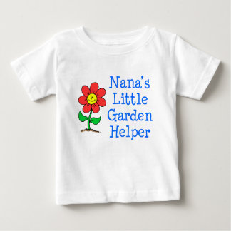 ナナの庭の助手 ベビーTシャツ
