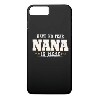 ナナはここにいます iPhone 8 PLUS/7 PLUSケース
