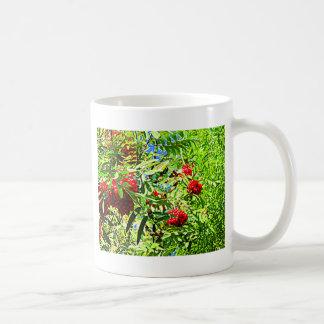 ナナカマド果実 コーヒーマグカップ