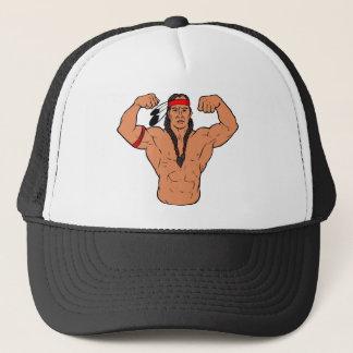 ナバホー人の戦士の帽子 キャップ