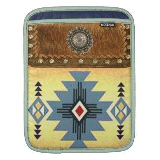 """""""ナバホー人""""の西部のIPadの袖 iPad スリーブ"""