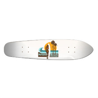 ナバール浜 スケートボードデッキ