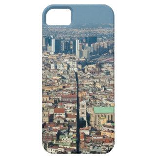 ナポリのパノラマ iPhone SE/5/5s ケース
