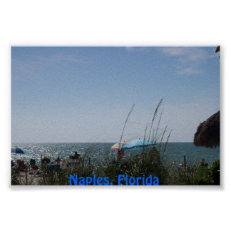 ナポリ、フロリダ ポスター